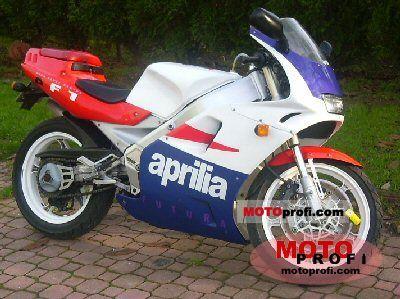 Aprilia AF1 125 Sport Pro 1992 photo