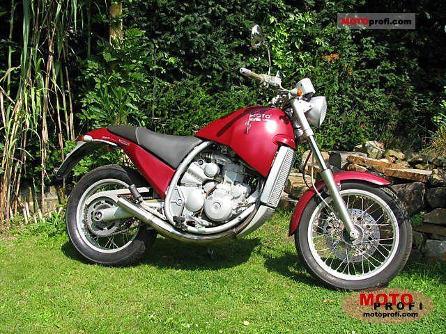 Aprilia Moto 6.5 1996 photo