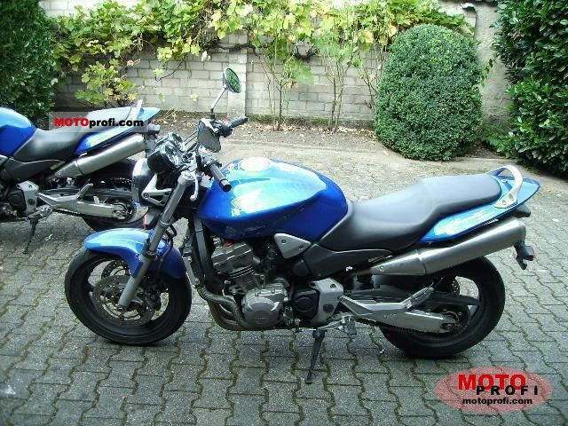 honda cb 900 f hornet 2003 specs and photos. Black Bedroom Furniture Sets. Home Design Ideas