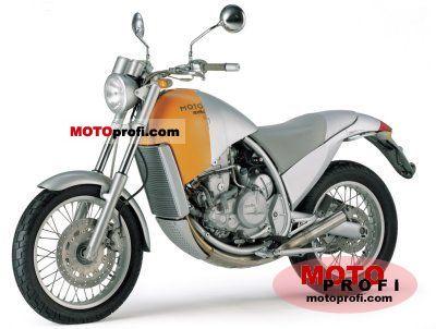 Aprilia Moto 6.5 2001 photo
