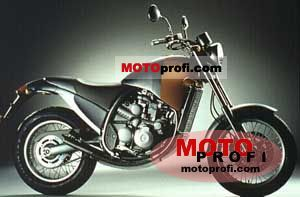 Aprilia Moto 6.5 2002 photo