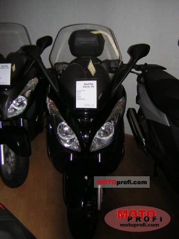 Aprilia Atlantic 250 2005 photo