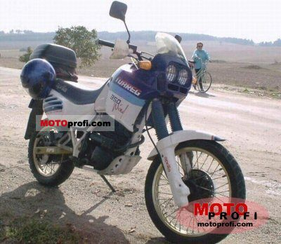 Aprilia Tuareg Rally 350 1987 photo