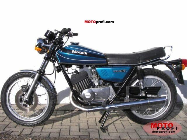 Benelli 250 2 C 1976 photo