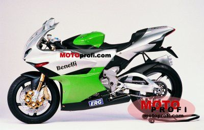 Benelli Tornado Limited Edition (Italian version) 2002 photo