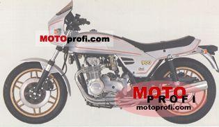 Benelli 900 Sei 1983 photo