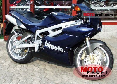 Bimota Supermono 1996 photo