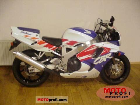 Honda CBR 900 RR 1992 photo