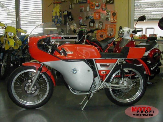 MV Agusta 125 S 1978 photo