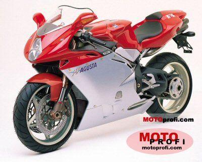 MV Agusta F4 S 2004 photo