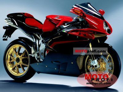 MV Agusta F4 1000 MT Tamburini 2005 photo