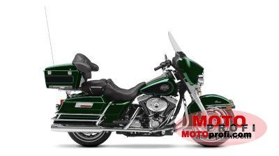 Harley-Davidson FLHTC Electra Glide Classic 2002 photo