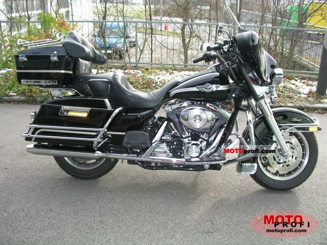Harley-Davidson FLHTC Electra Glide Classic 2003 photo