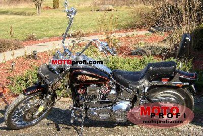 Harley-Davidson 1340 Softail Custom 1995 photo