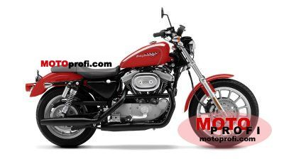 Harley-Davidson XL 1200 S Sportster 1200 Sport 2002 photo