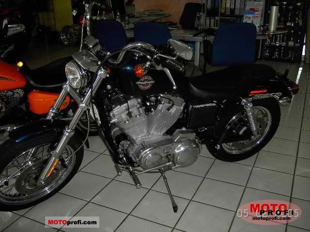 Harley-Davidson XL 883 R Sportster 2002 photo