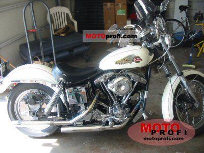 Harley-Davidson FXE 1340 Super Glide 1982 photo