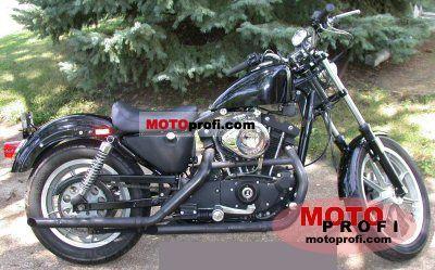 Harley-Davidson XLX 1000-61 1984 photo