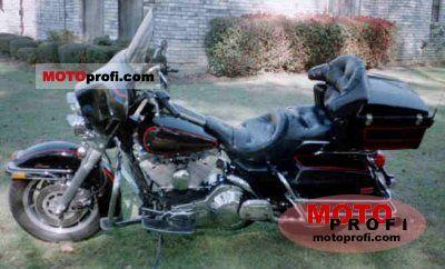 Harley-Davidson FLHTC 1340 Electra Glide Classic 1989 photo