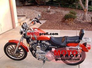 Harley-Davidson Sportster 1200 Sport 1996 photo