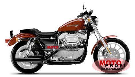 Harley-Davidson Sportster 1200 Sport 2001 photo