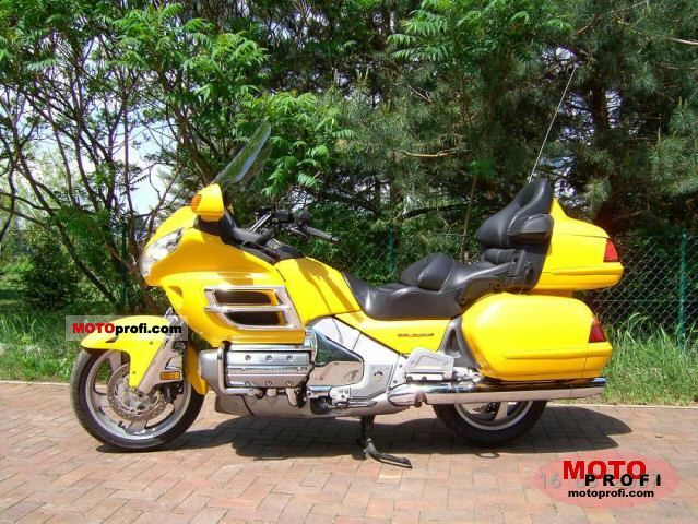 Honda GL1800 wallpapers