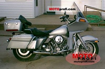Harley-Davidson FLTC 1340 Tour Glide Classic 1986 photo