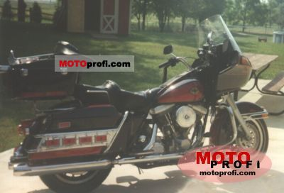 Harley-Davidson FLTC 1340 Tour Glide Classic 1987 photo