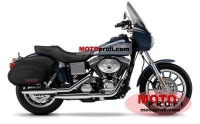 Harley-Davidson FXDXT Dyna Super Glide T-Sport 2003 photo