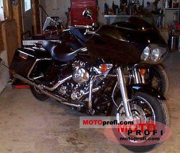 Harley-Davidson FLTRI Road Glide 2000 photo