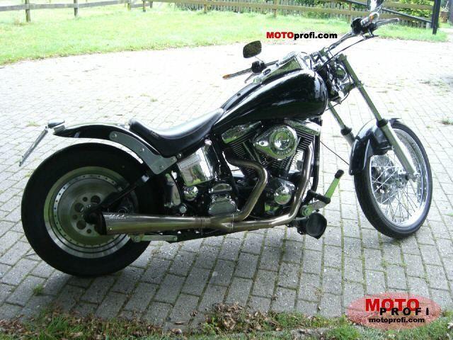 Harley-Davidson Softail Custom 1997 photo