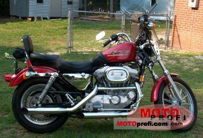 Harley-Davidson XLH Sportster 883 1999 photo
