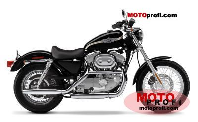 Harley-Davidson XLH Sportster 883 2003 photo
