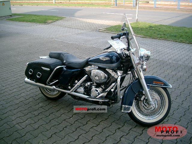 Harley-Davidson FLHRCI Road King Classic 2000 photo