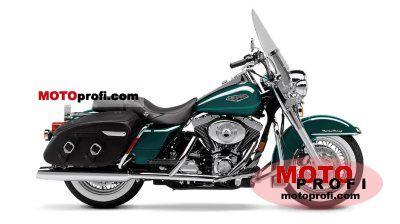 Harley-Davidson FLHRCI Road King Classic 2002 photo