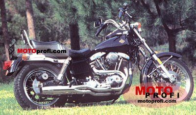Harley-Davidson FXEF 1340 Fat Bob 1985 photo