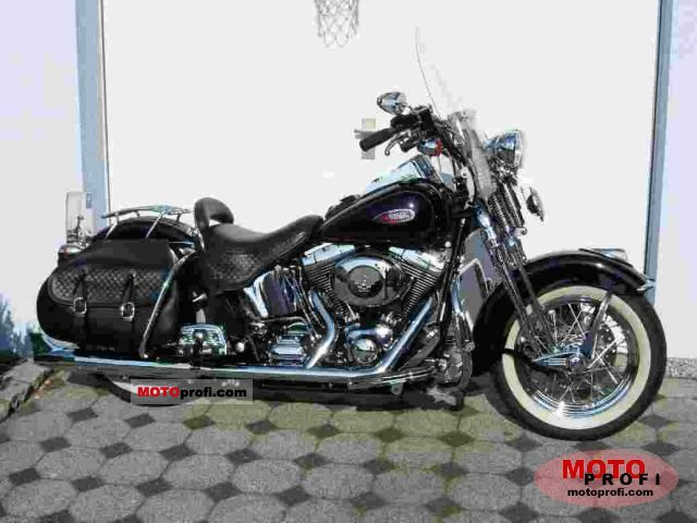 Harley-Davidson FLSTS Heritage Springer 2003 photo