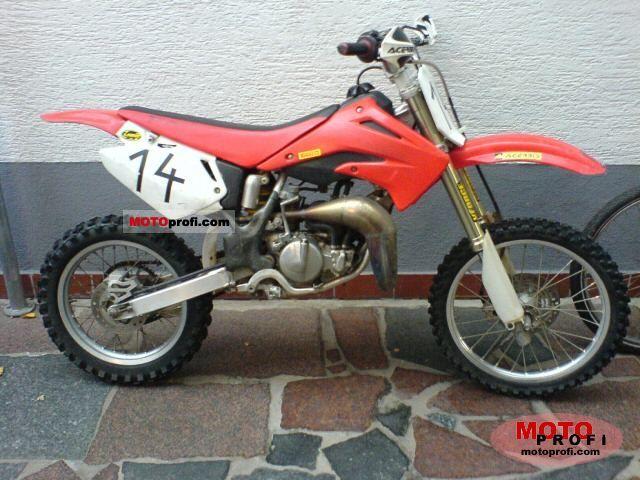 Honda CR 85 R 2004 photo