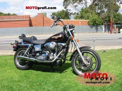 Harley-Davidson 1340 Dyna Convertible 1995 photo