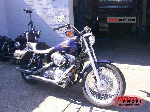 Harley-Davidson FXD Dyna Super Glide 1999 photo