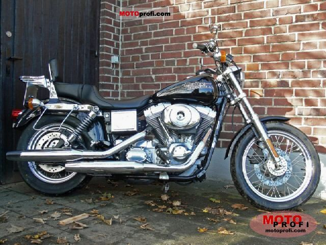 Harley-Davidson FXD Dyna Super Glide 2000 photo