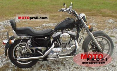 Harley-Davidson XLH Sportster 1200 1992 photo