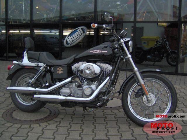 Harley-Davidson FXDI Dyna Super Glide 2004 photo