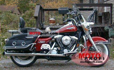 Harley-Davidson Electra Glide Road King Classic 1998 photo