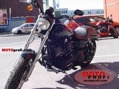 Harley-Davidson FXDXI Dyna Super Glide Sport 2004 photo