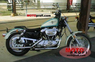 Harley-Davidson XLH Sportster 1100 Evolution 1986 photo