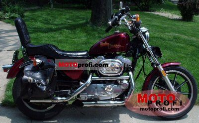 Harley-Davidson XLH Sportster 1100 Evolution 1987 photo