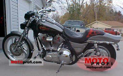 Harley-Davidson FXRS 1340 Low Rider Custom 1987 photo