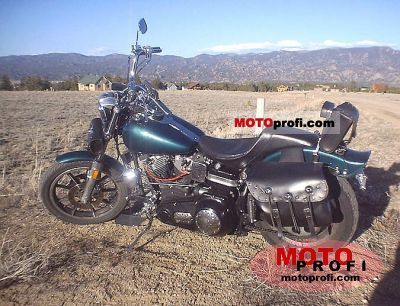 Harley-Davidson FXS 1340 Low Rider 1981 photo
