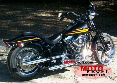 Harley-Davidson Bad Boy 1996 photo